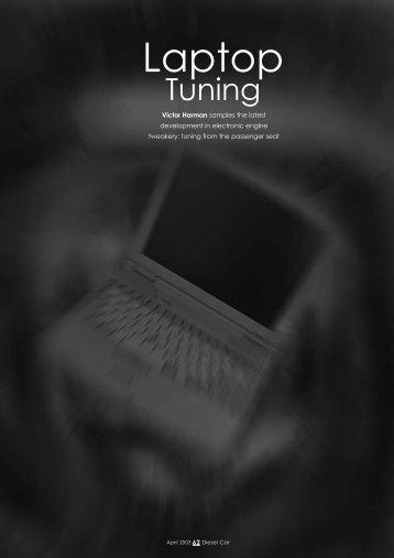 Laptop Tuning - Tunit
