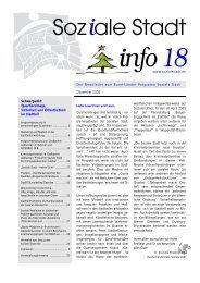 Marketing und Medien in der Stadtteilentwicklung - Difu.de