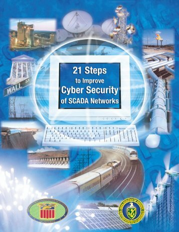 21 Steps to Improve Cyber Security of SCADA Networks - U.S. ...