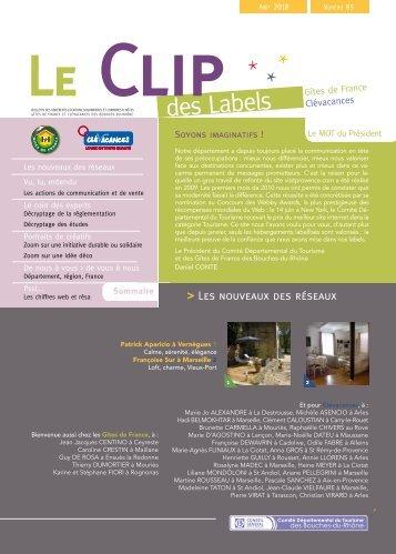Clip labels Août 2010.pdf - Accueil - Bouches du Rhône