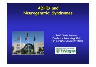 ADHD and Neurogenetic Syndromes - Aidai