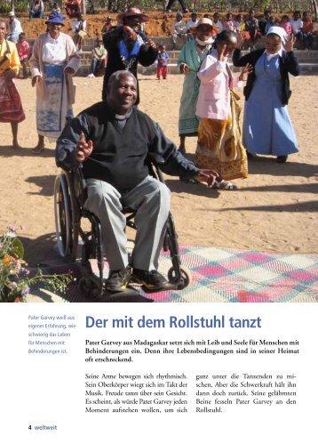 weltweit-Artikel - Jesuitenmission