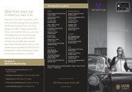 The Valet Club Membership - United Overseas Bank Malaysia