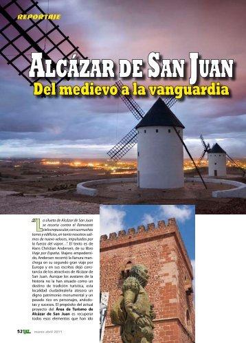 ALCÁZAR DE SAN JUAN - TAT Revista