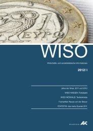 WISO 2012 I.indd - AK - Tirol