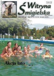 Akcja lato - Centrum Kultury w Śmiglu