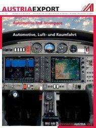 Automotive, Luft- und Raumfahrt, Austria Export Nr 144