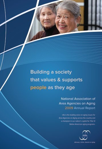 Annual Report 2009 - n4a