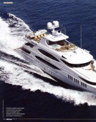 Boat International Russia - Trinity Yachts