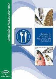 """Enlace al manual de consumo """"pescado de la costa"""" - Junta de ..."""