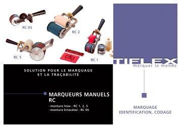 Télécharger notre fiche produit (PDF, 182 Ko) - Tiflex