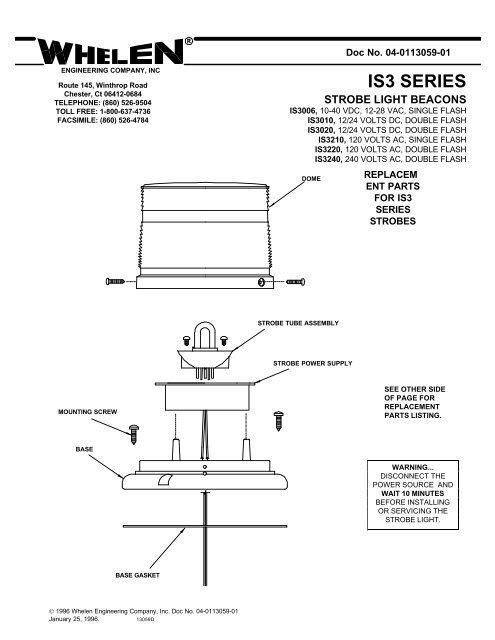Whelen Parts Diagrams - Diagram & Symbol Wiring symbol-suite -  symbol-suite.parliamoneassieme.itdiagram database