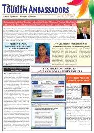 Tourism Ambassadors - Newsletter retouching3