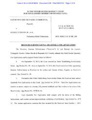 Case 2:10-cv-03130-BMS Document 249 Filed 08/07/12 Page 1 of 8
