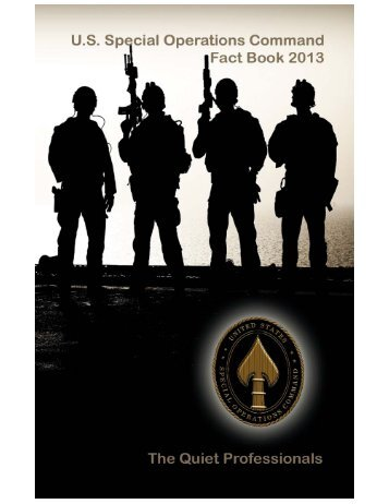 HQ$Fact Book - United States Special Operations Command
