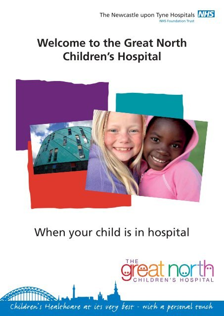 Coming into Hospital - GNCH (339KB pdf) - Newcastle Hospitals