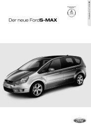 Der neue FordS-MAX - Heister Gruppe