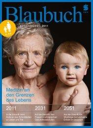 2011 2031 2051 Medizin an den Grenzen des Lebens