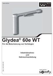 Glydea® 60e WT - Durach GmbH