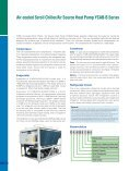 Air-cooled Scroll Chiller - Page 2
