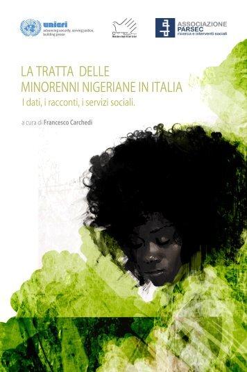 la tratta delle minorenni nigeriane in Italia - Oiip