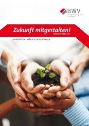 Zukunft mitgestalten! - Beamten-Wohnungs-Verein zu Berlin eG