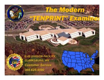 "The Modern ""TENPRINT"" Examiner - Projects at NFSTC.org"
