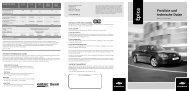 Preisliste und technische Daten - Heister Gruppe