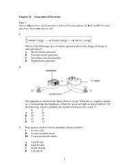 1 Form 2 Chapter 2 Nutrition Paper 1 Answer All Questions Each