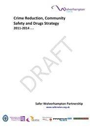 Community Safety Strategy - Wolverhampton Partnership