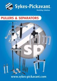Pullers & Extractors - Bellscott.ie