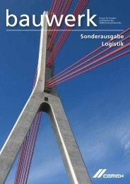 bauwerk Sonderausgabe Logistik / Juli 2013 - Cemex Deutschland AG