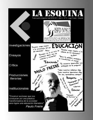te invitamos a publicar - Ministerio de Educación de la Provincia del ...