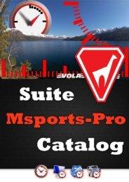 Herunterladen Msports-Pro Catalog - Vola