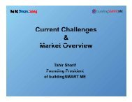 Current Challenges Current Challenges & Market Overview - ITP.net