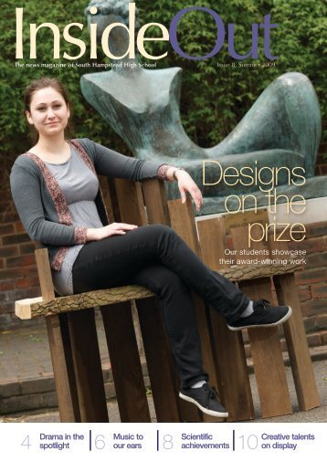 Designs on the prize - South Hampstead High School