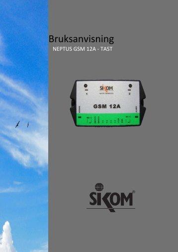 GSM TAST - Neptus AS