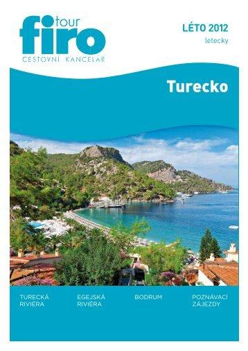 Turecko - FIRO-tour, a.s.