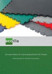 Die beste Marke für ineinandergreifende PVC ... - Ecotile Flooring