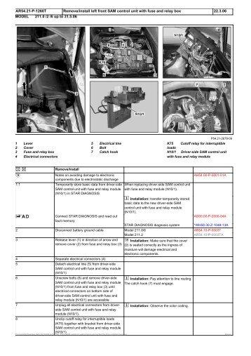 w211 fuse box engine comp. left.pdf mini cooper engine compartment fuse box w211 engine compartment fuse box