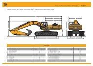 pelle hydraulique sur chenilles jcb | js 460lc - Alger - Engins