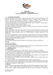 LAF Krosa komisija TN D-12 2012 - Latvijas Automobiļu Federācija