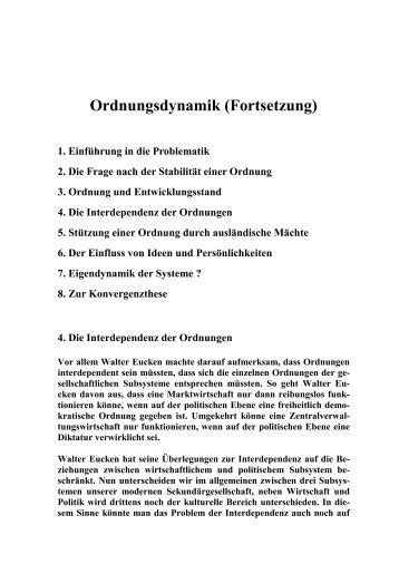 Macht oder ökonomisches Gesetz?, Teil II (Juni 2008) pdf