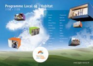 Programme Local de l'Habitat - Vannes Agglo