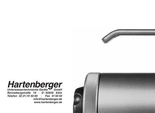 High-Tech-Leuchte - Hartenberger