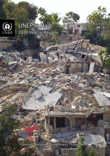 UNEP in Haiti - UN Haiti
