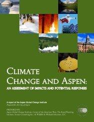 Full report - Aspen Global Change Institute