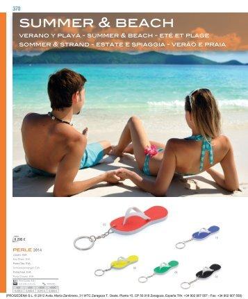 summer & beach - Progedena