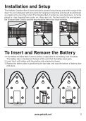 Outdoor Bark Control - PetSafe - Page 5