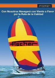 Presente en Todo el Mundo  - Fischer Technology, Inc.